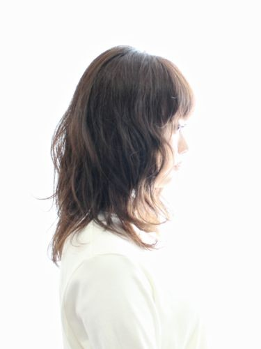 美容院 ヘアサロン 兵庫県宝塚市 ポエム美容室 湿式デジタルパーマ